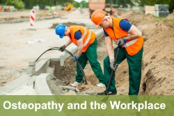 Osteopathy and the workplace
